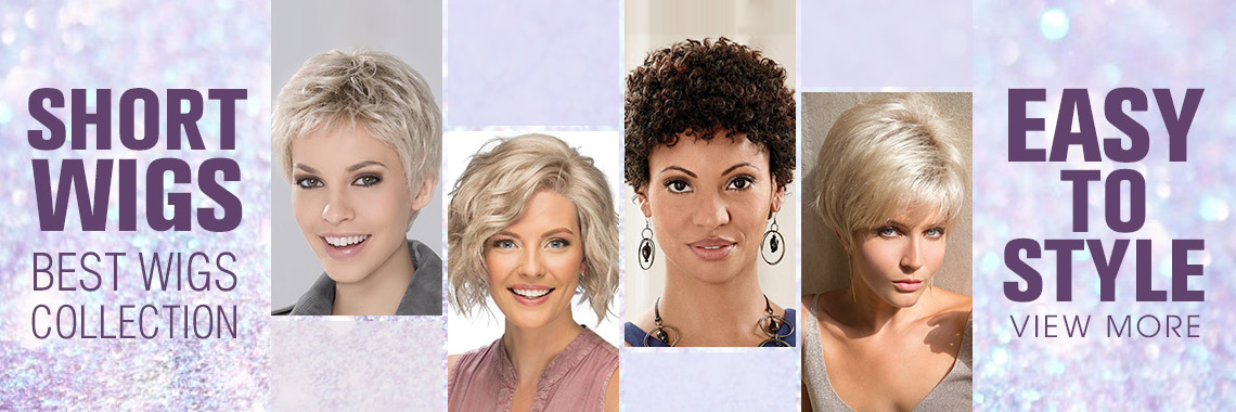 cheap but best short wigs UK