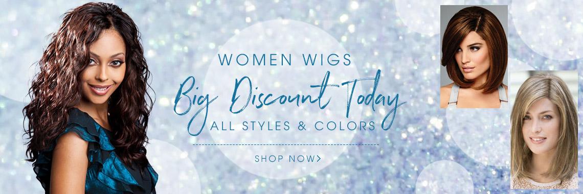 women's wigs online sale