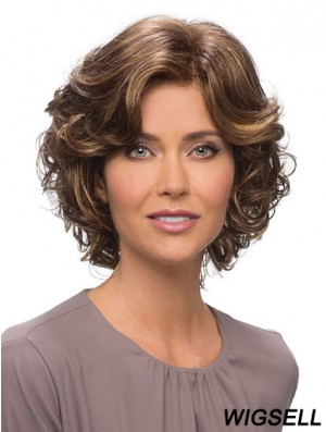 Cheap Monofilament Human Hair Wigs Sale With Bangs Lace Front