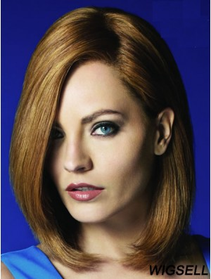 Bobs Chin Length Blonde Straight Affordable Petite Wigs