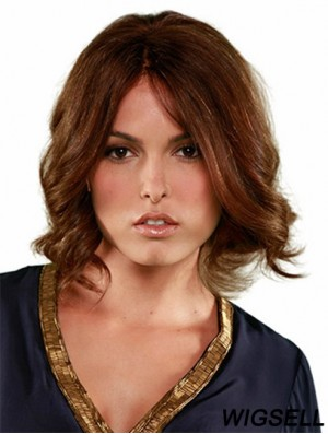 Chin Length Brown Hairstyles 10 inch Curly Bob Wigs