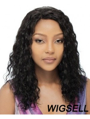 Front Lace Wigs Human Hair Indian Remy Lace Front Long Length