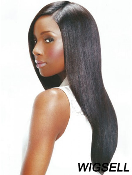 22 inch Black Lace Front Wigs For Black Women