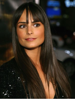 Straight Capless 26 inch Ideal Long Jordana Brewster Wigs