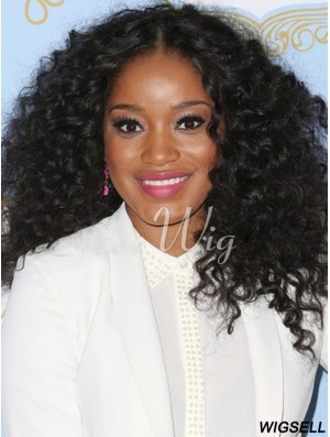 Fashion 20 inch Long Kinky Wigs For Black Women