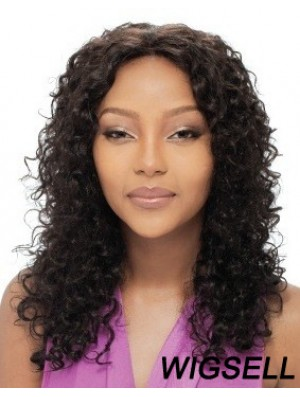 Black Long Curly Wigs African American Wigs UK