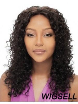 Black Long Curly Wigs African American Wigs UK