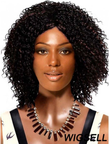Wigs African Remy Human Lace Front Auburn Color Chin Length