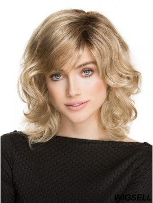 Women Wigs Shoulder Length Blonder Hair Cheap
