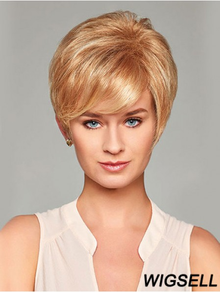 Short Wavy Capless Layered 8 inch Suitable Synthetic Wigs