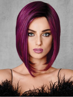Cheap Bob Wigs Straight Hair Synthetic Wig UK