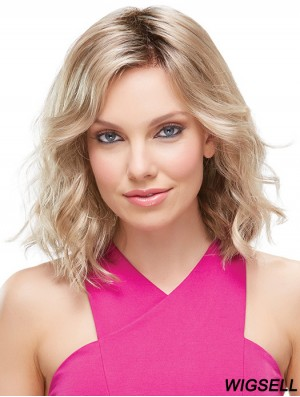 Lace Front Wigs UK For Women Wavy Blonde Hair Scarlett Wig