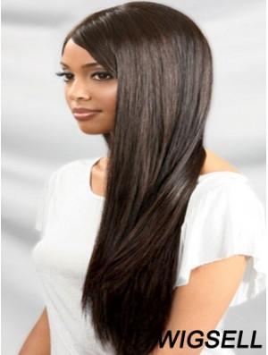 "22"" Black Lace Front Wigs For Black Women"