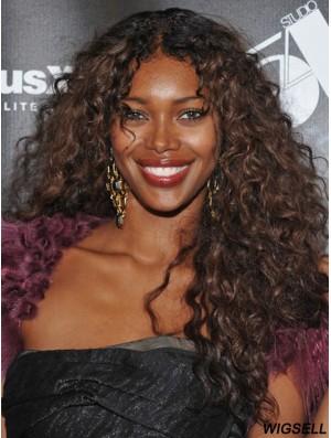 """Good 22"""" Long Kinky Wigs For Black Women"""