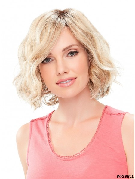 Chin Length Lace Front Blonde 11 inch Classic Wigs