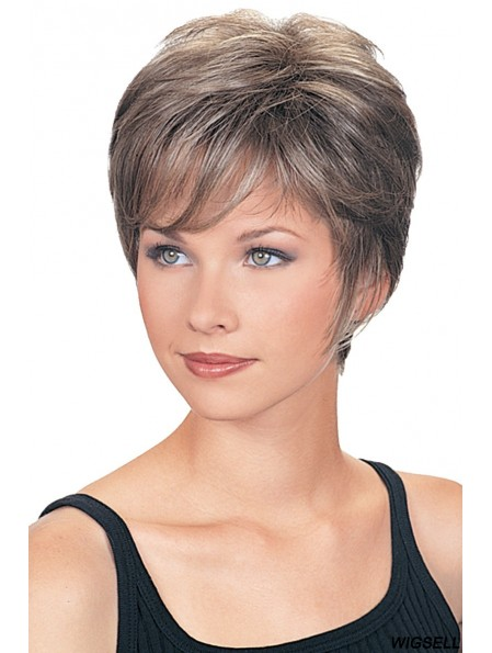 Ladies Synthetic Short Wig UK Cheap
