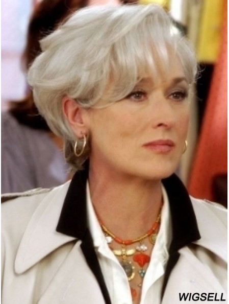 Grey Wigs For Sale Short Wigs UK For Ladies